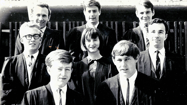 Philip Baxter College welcomed its first students in 1966