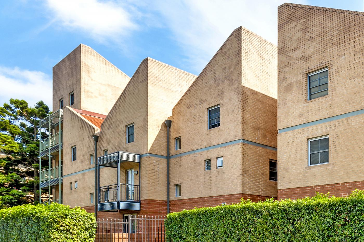 Unsw Accommodation Barker Street Apartments