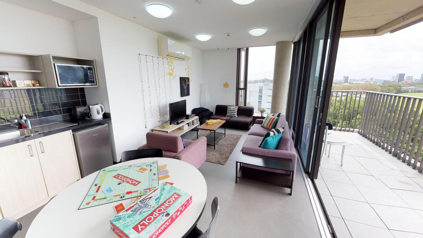 UNSW Accommodation: Colombo House