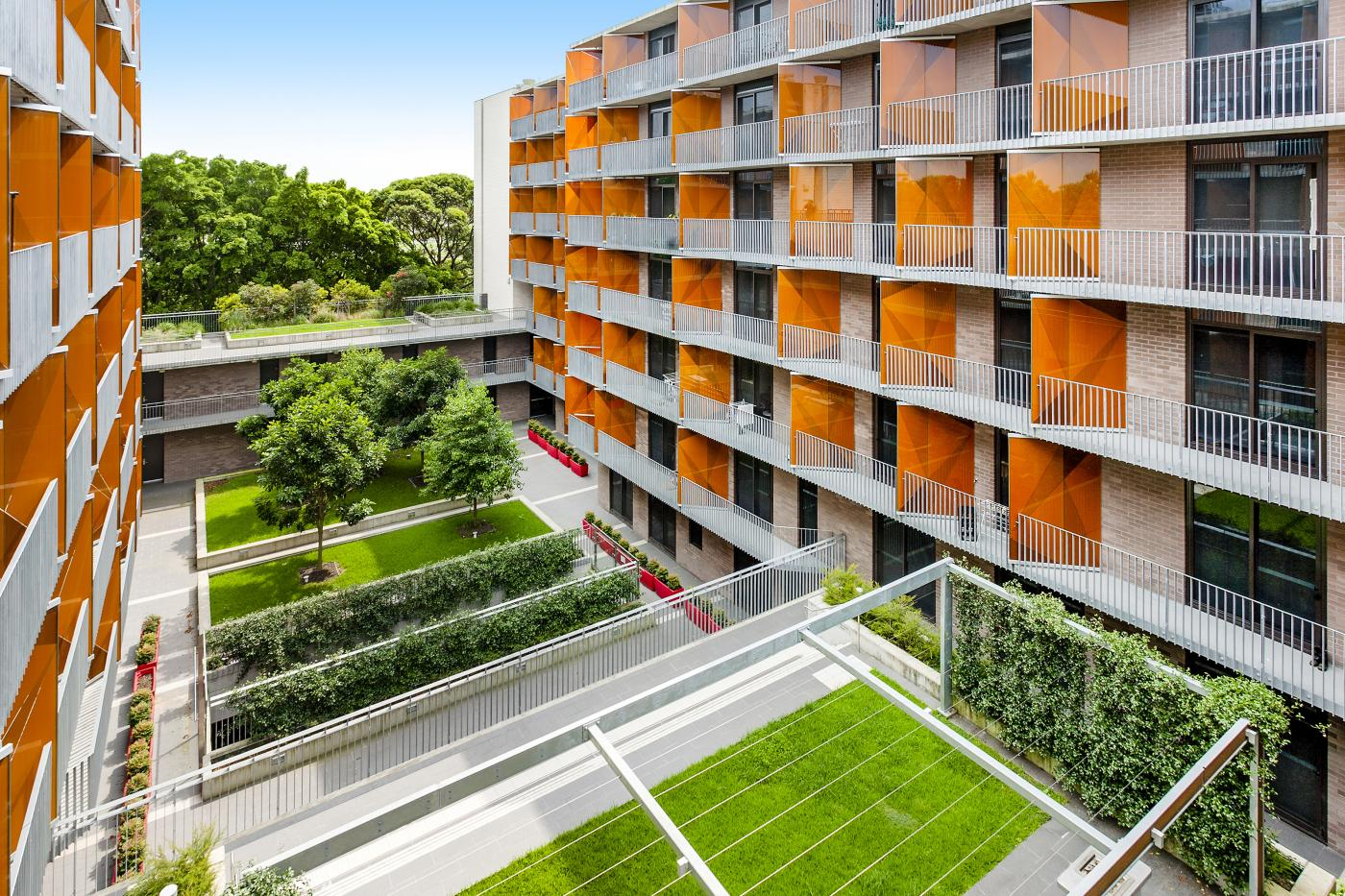 Unsw Accommodation The University Terraces