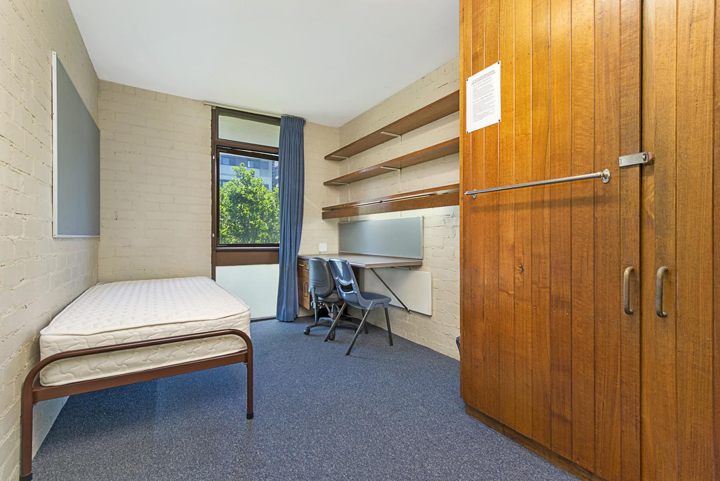Unsw Accommodation Unsw Hall