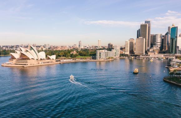 Around Sydney -