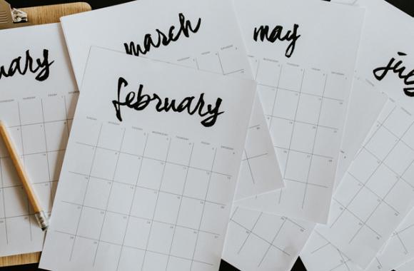 Academic calendar - Semester dates