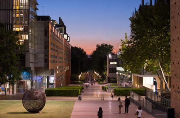 Your new campus - Find out what UNSW has to offer