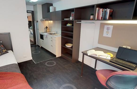 University Terraces - Apartment tour